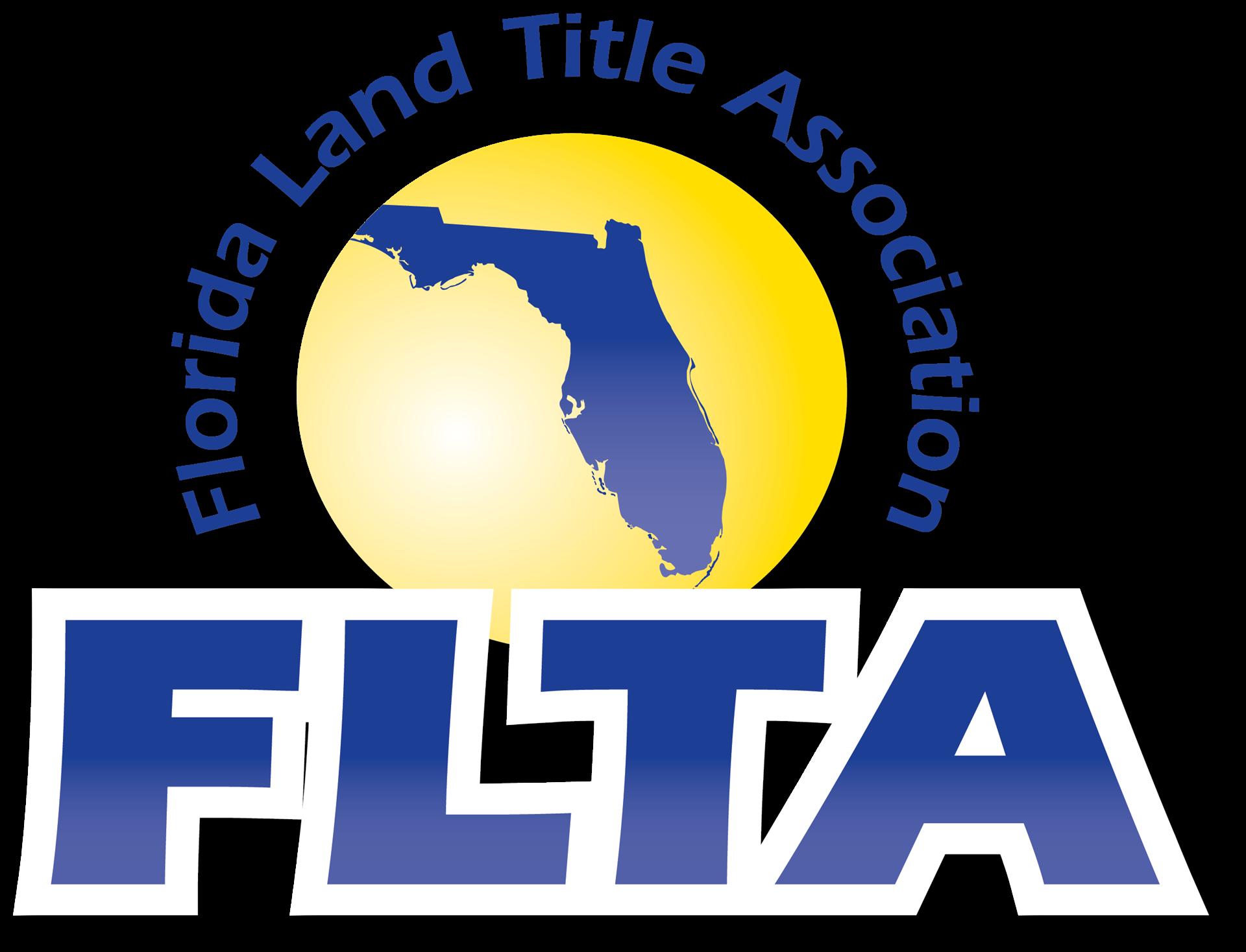 FLTA florida land title association Logo